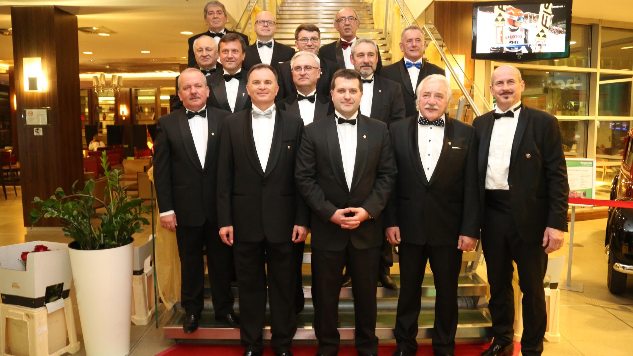 Členovia Lions Club Žilina